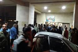 زلزله قصر شیرین تا کنون ۲۷ نفر مجروح داشته است/ ۲ نفر جان باختند
