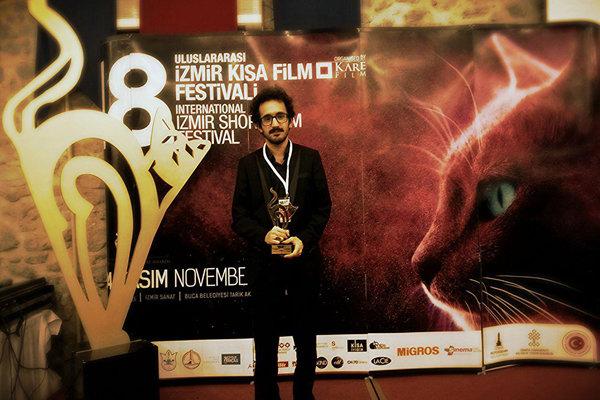 'Animal' wins best short film award in Izmir