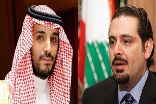 سعد حریری کی محمد بن سلمان سے ملاقات