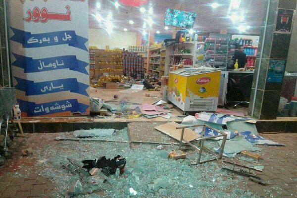 زلزال بقوة 7.3 درجات يهز محافظات ايران/مقتل30 شخصاً وسقوط 200 جريح