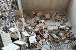 Kirmanşah'taki deprem sonucu oluşan hasardan görüntüler