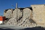 خسارت های زلزله در قصر شیرین