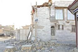 آثار الدمار الذي خلفه الزلزال في كرمانشاه غرب ايران /فيلم