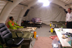 آموزش بهداشتی به ۱۴ هزار زائر در مرز شلمچه