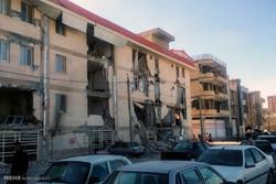 خسارات زلزله در ایلام