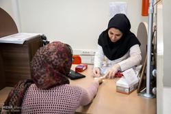 بانوی کردستانی به ۲۰۰ بیمار نیازمند خون جان دوباره بخشید