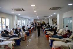 تهرانی ها ۲۰ هزار واحد خون اهدا کردند/ نوبت دهی اینترنتی
