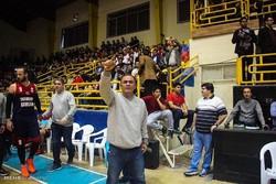 داوران بسکتبال به سود پتروشیمی و مهرام سوت میزنند