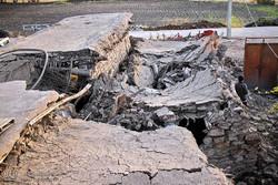 روانسرکے گاؤں خانم آباد میں زلزلہ سے تباہی
