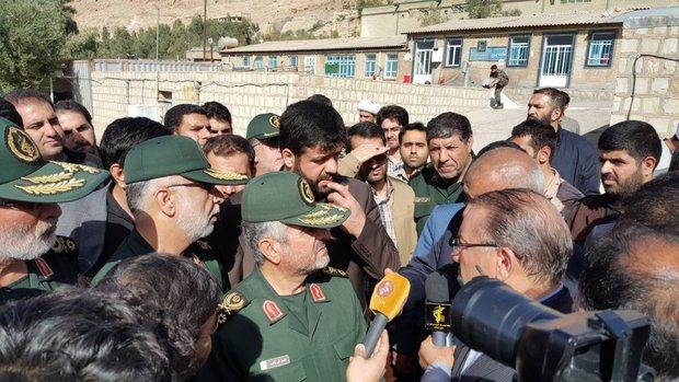 سردار جعفری در کرمانشاه