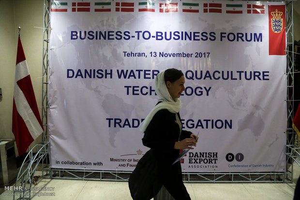 Iran, Denmark sign MoU on water, aquaculture