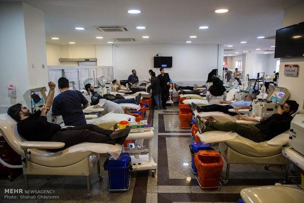 دستاوردهای بین المللی انتقال خون ایران