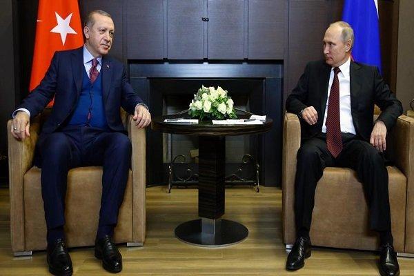 Erdogan, Putin exchange views on US Jerusalem decision