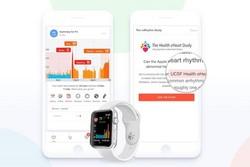 ساعت اپل و پیش بینی فشار خون