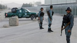 22 policemen killed in S Afghan checkpoints attack