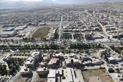 تصاویر هوایی از سرپل ذهاب پس از زلزله