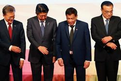 چین خواستار پیشبرد تجارت آزاد با کرهجنوبی و ژاپن شد