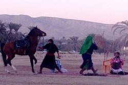 اجرای تعزیه شهادت امام علی(ع) در شبهای قدر گراش