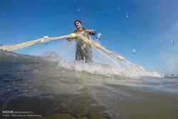 Fishing season underway in Caspian Sea