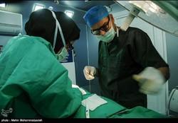 IRGC transfers biggest portable field hospital to Kermanshah