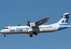 Two new Iran Air's ATR 72-600 receive flight license