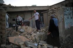 زلزله کرمانشاه باعث اندوه عمیق مقام معظم رهبری شده است
