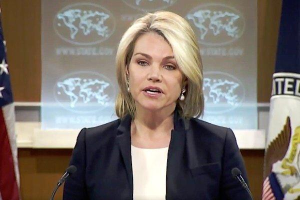 سخنگوی وزارت امور خارجه آمریکا