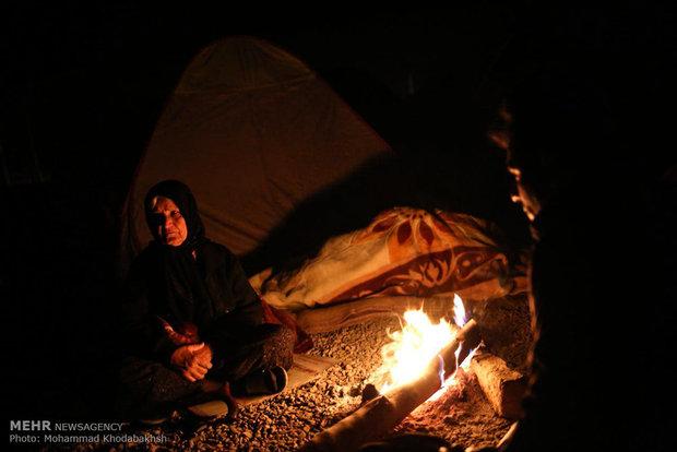 تولد آوا در سحرگاه کرمانشاه