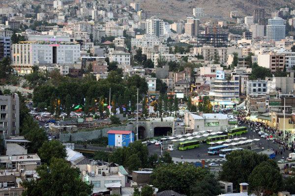 منطقه یک تهران