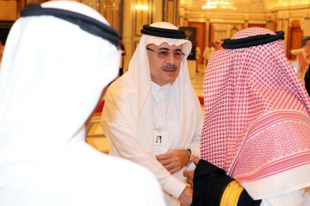 امین ناصر مدیر اجرایی ارامکو سعودی