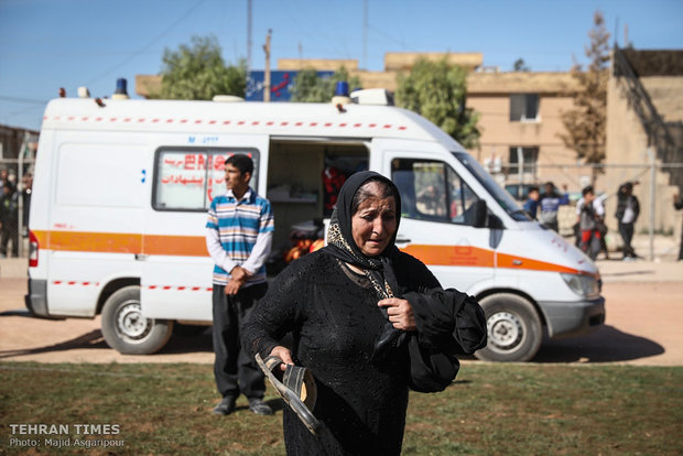 Kermanshah quake: tragedy, altruism, hope