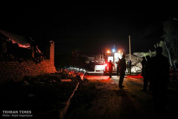 Kermanshah quake: tragedy, altruism, hope