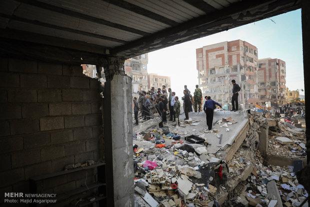 زلزله کرمانشاه، روز دوم