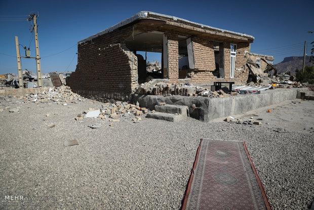 Deprem bölgelerinden yeni görüntüler