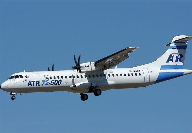 Two new Iran Air's ATR 72-600 receive flight license
