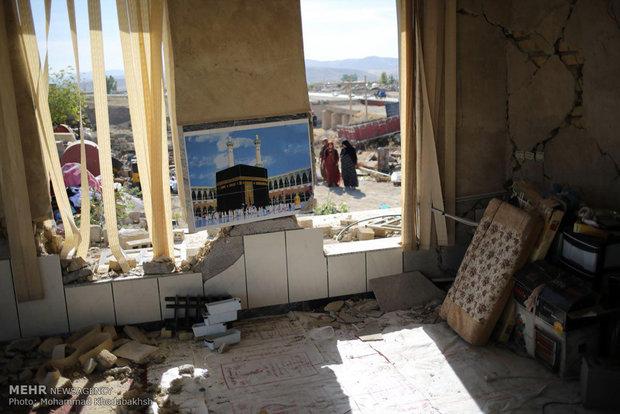 زلزله کرمانشاه، روز دوم -2