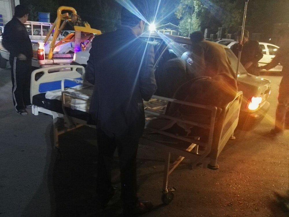 مدیر درمان تامین اجتماعی استان کرمانشاه به مهر خبر داد: درمان نیمی از مصدومین زلزله در بیمارستان شهدای کرمانشاه