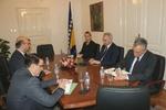 Tehran, Sarajevo stress resolve for deepening economic ties