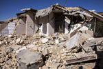 زلزله ۷۰ مدرسه را تخریب کرده است