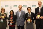 جوایز دومین دوره «یوسرن» به دانشمندان برگزیده اهدا شد