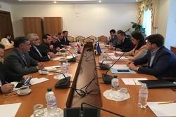 Iran, Ukraine call for closer parl. ties