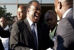 امرسون منانگاگوا زیمبابوه