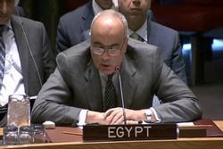 نماینده مصر در سازمان ملل