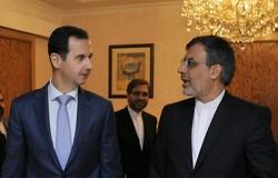 Iranian deputy FM meets Syria's Assad