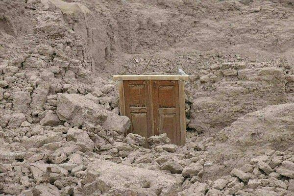 Fotoğraflarla acı deprem olayına bir bakış