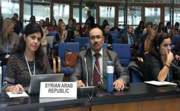 Syria's accession to Paris Climate Agreement approved by UN