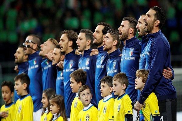 چرا تیم ملی فوتبال ایتالیا به جام جهانی صعود نکرد؟