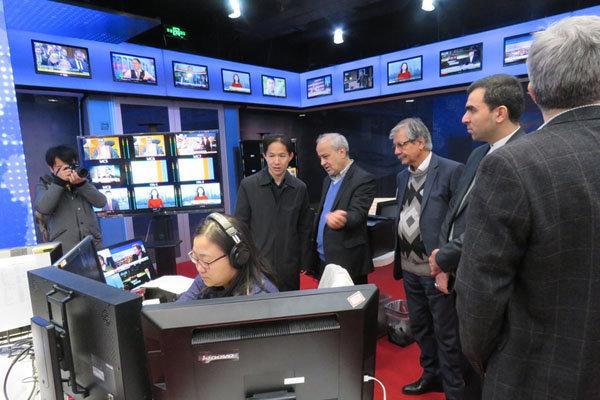 هیأت رسانهای ایران در چین