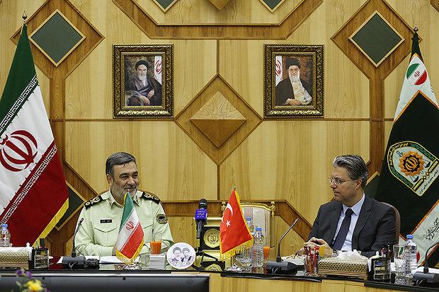 İran ile Türkiye'den terör ve suçla mücadelede işbirliği