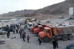 یزدیها ۳ محموله موادغذایی و گرمایشی به کرمانشاه ارسال کردند